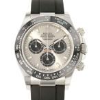 ロレックス デイトナ K18WGホワイトゴールド 116519LN ROLEX 腕時計 スチール文字盤 安心保証