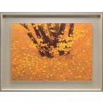 東山魁夷 『行く秋』 彩美版プレミアム 復刻絵画