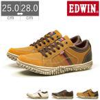 エドウィン 靴 メンズ EDWIN スニーカー カジュアル シューズ ローカット ウォーキング 345