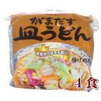 温めるだけ 皿うどん (具材入) 4食 九州野菜たっぷり 全て手作り がまだす堂の味そのまま サクサクの揚げ麺