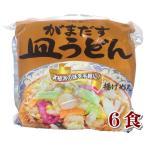 温めるだけ 皿うどん (具材入) 6食 九州野菜たっぷり 全て手作り がまだす堂の味そのまま サクサクの揚げ麺