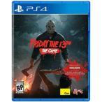 【即日出荷】PS4 Friday the 13th The Game 13日の金曜日 (輸入版:北米版)  090850