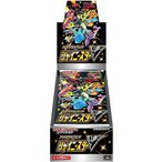ポケモンカードゲームソード&シールド ハイクラスパック シャイニースターV [BOX]