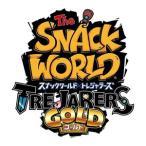 【即日出荷】(初回封入特典付)Nintendo Switch スナックワールド トレジャラーズ ゴールド 050798