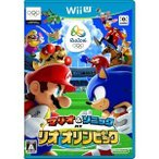 【即日出荷】WiiU マリオ&ソニック AT リオオリンピック 040125
