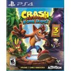 Crash Bandicoot: N Sane Trilogy (輸入版:北米・PS4)クラッシュ・バンディクー発売予定6月30日予約商品