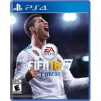 FIFA 18 (輸入版:北米・PS4)  ・パッケージのデザインが異なる場合もございます。