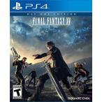 ショッピングFINAL Final Fantasy XV (輸入版:北米・PS4)