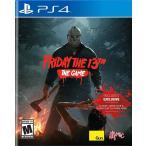 「日本語対応リージョン」Friday the 13th: The Game - 13日の金曜日 (輸入版:北米・PS4)