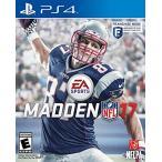 Madden NFL 17 (輸入版:北米・PS4)