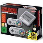 「ミニスーファミ」ニンテンドークラシックミニ スーパーファミコン/Nintendo Classic Mini SNES(輸入版:欧州)(北米と同内容) 予約商品・お取り寄せ