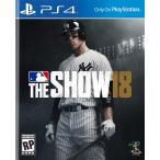 MLB The Show 18 (輸入版:北米・PS4)3月下旬発売予定