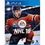 NHL 18  (輸入版:北米・PS4)