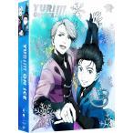 ユーリ!!! on ICE コンプリートbox:デラックスエディション(輸入盤・日本語)DVD + Blu-ray「ブルーレイ国内再生可」特典付