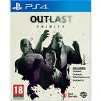Outlast Trinity アウトラスト2(Outlast・Whistleblower・Outlast 2収録)(輸入版:UK・PS4)入荷済