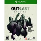 Outlast Trinity アウトラスト2(Outlast・Whistleblower・Outlast 2収録)(輸入版:北米・XboxOne)入荷済