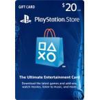 ショッピングPlayStation PlayStation Network Store Gift Card $20 (輸入版:北米) PSNカード