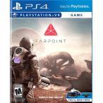 PSVR Farpoint (輸入版:北米・PS4)発売予定5月16日予約商品
