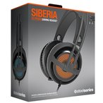 SteelSeries Siberia v3 Prism Gaming Headset Cool Grey ゲーミングヘッドセット (輸入版:北米)