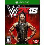 WWE 2K18 (輸入版:北米・XboxOne)「お取り寄せ」
