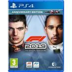 F1 2019 -Anniversary Edition 輸入版 -PS4