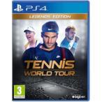 Tennis World Tour - Legends Edition (PS4)