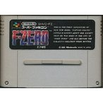 SFC F-ZERO(エフゼロ)  (ソフトのみ)