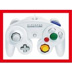 【新品】(税込価格) Wii ゲームキューブコントローラ ホワイト 【任天堂純正国内正規流通品】