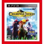 【新品】(税込価格)PS3 チャンピオンジョッキーギャロップレーサーandジーワンジョッキー Champion Jockeyベスト版
