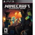 【ネコポス便送料無料 】★ 新品【PS3】Minecraft Playstation 3 Edition (マインクラフト)【海外北米版】