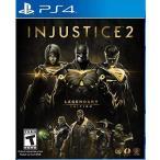 PS4ソフト Injustice 2 Legendary Edition 北米版 日本PS4で動作可