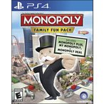 Monopoly Family Fun Pack・(北米輸入版 日本のPS4で動作可)