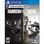 Rainbow Six Siege・レインボーシックスシージ PS4(北米 輸入版)