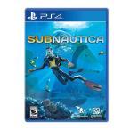 PS4ソフト Subnautica サブノーティカ 北米版 日本語対応