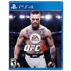 PS4ソフト EA Sports UFC 3 北米版 日本PS4で動作可