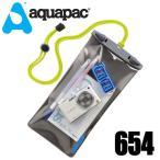 aquapac アクアパック 654G 完全防水ケース 貴重品・小物用ケース(スモール)