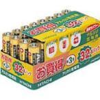 日立アプライアンス(株)  日立 アルカリ乾電池単3形(32本入 LR6EW32P  1PK(32本入)【006-2251】