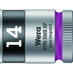 Wera 8790 HMB HFソケット 3/8 14.0mm 003748 1個