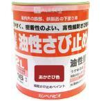 (株)カンペハピオ  ALESCO 速乾錆止めペイント 2.0L あかさび色 NO108-2  1缶【219-4651】