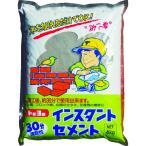 トーヨーマテラン(株) MATERAN インスタントセメント30分速乾 灰 4kg NO5151 1袋(1個入)
