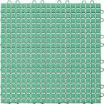 山崎産業(株)  コンドル (スノコ)素足スノコ 本駒 緑 F-163-HK  1個【370-1786】