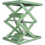アカシン 怪力くん 1tonシリーズ 2段 テーブル600×950mm 2ATL-11P 1台【代引不可商品】【別途運賃必要なためご連絡いたします。】