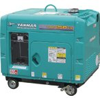 【送込】ヤンマー(株)  ヤンマー 空冷ディーゼル発電機 YDG350VS-6E  1台【代引不可・メー直】【北海道・沖縄送別】