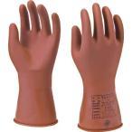 YOTSUGI 低圧ゴム手袋 ネオフィット L 直流750V以下用 薄手 YS-102-58-03 1双