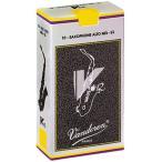 【送料無料】VANDOREN(バンドレン)リード:アルトサックス用 V12 2 1/2 (1箱=10枚セット):バンドーレン