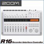 【送料無料】ZOOM/ズーム R16  Recorder : Interface : Controller  レコーダー/インターフェース/コントローラー