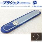 【送料無料】Blazek/ブラジェク ガラス爪やすり Glass Neil File CLEAR Sサイズ