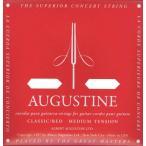AUGUSTINE(オーガスチン) 「RED 4弦単品×4本セット」 定番クラシックギター弦ブランド 【送料無料】