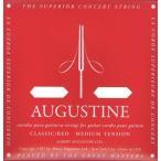 AUGUSTINE(オーガスチン) 「RED 6弦単品×4本セット」 定番クラシックギター弦ブランド 【送料無料】