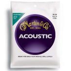【送料無料】MARTIN(マーチン弦) 「M130×1セット」シルク&スティール  Silk & Steel Folk Acoustic Guitar/M-130